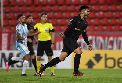 Lo mejor de Independiente 1-0 Atl. Tucumán