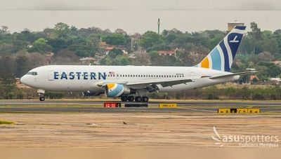 Eastern Airlines anuncia vuelos sin escalas entre Miami y Asunción