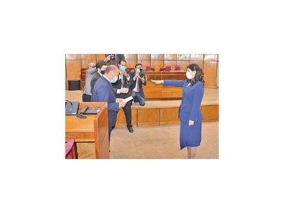 Mónica Seifart  representará al Ejecutivo ante el Consejo