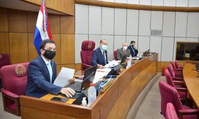 Senado aprueba apoyo financiero a gobernaciones con fondos de la emergencia