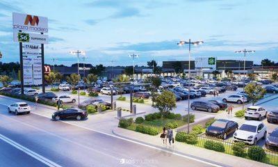 Magnate guatemalteco invierte en el 1° shopping de Luque