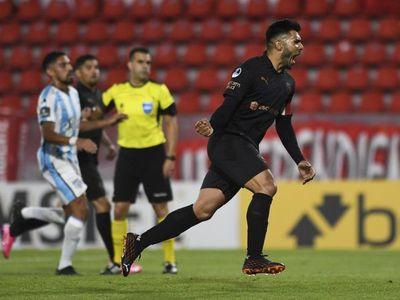 Independiente logró una mínima diferencia en el duelo de argentinos