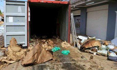 En Serbia:  Caen 2 involucrados en hallazgo en contenedor