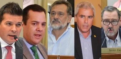"""HOY / Godoy insiste en tratar pedidos de expulsión: """"El Senado es un mar de hipocresía"""""""