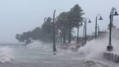 A la espera de la llegada del huracán Zeta Nueva Orleans toma medidas