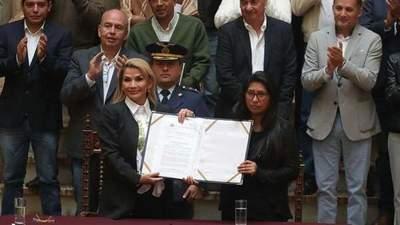 Bolivia: Promulgan ley para llamado a elecciones generales y Evo no podrá presentarse