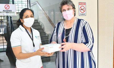 Completan entrega de 10.000 tests Covid-19 al Laboratorio Biomolecular de Alto Paraná – Diario TNPRESS