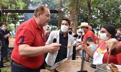 Ollas populares continuarán hasta fin de año, según Gobernador de Alto Paraná – Diario TNPRESS
