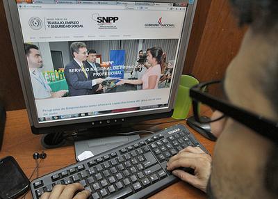 Ministerio de Trabajo ofrece más de 1.000 cursos para noviembre