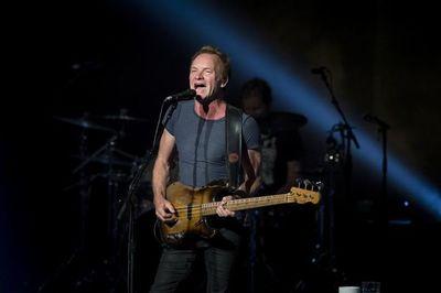 Sting lanzará un disco que recopila sus duetos más famosos