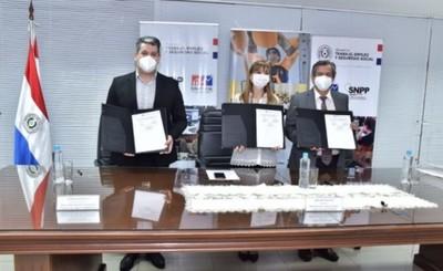 Firman convenio para la reactivación del empleo en el Alto Paraná