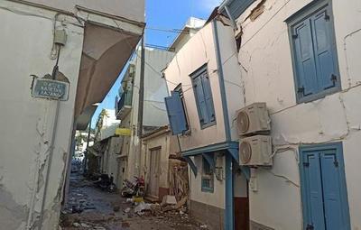 Fuerte sismo sacude a Turquía y Grecia