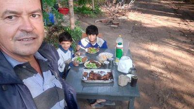 Huerta escolar beneficia a alumnos en el Pilcomayo