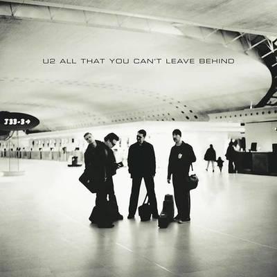 U2 celebra el 20 aniversario del álbum 'All That You Can't Leave Behind' con reediciones especiales