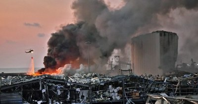 La Nación / Cortometrajes rememoran el drama de la explosión en Líbano