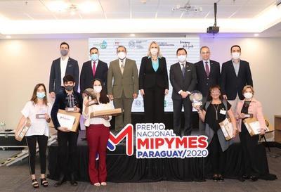 Ganadores del premio nacional mipymes recibieron asistencia técnica por valor de $4.750