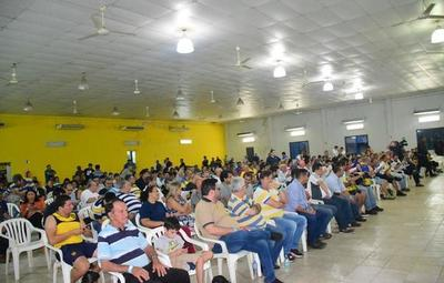 Tribunal Electoral suspende asamblea en Luqueño