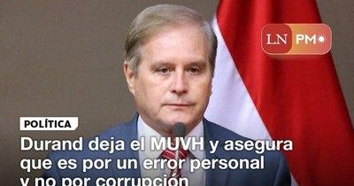 La Nación / LN PM: Las noticias más relevantes de la siesta del 30 de octubre