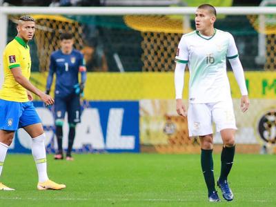 Palmeiras confirma uno de los convocados a la selección boliviana