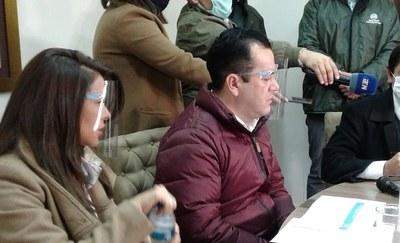 Levantan inhibición sobre bienes de Rodolfo Friedmann y Marly Figueredo