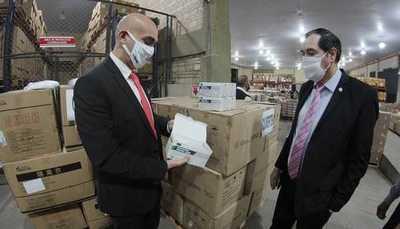 Caso Insumos Médicos: Aduanas condena por contrabando a IMEDIC e impone millonaria multa