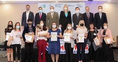 La Nación / Concurso Nacional de Mipymes tiene a sus ganadores
