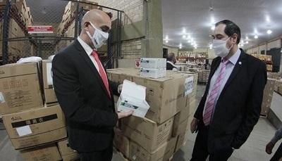 Aduanas multa por más de G. 5.000 millones a IMEDIC por contrabando