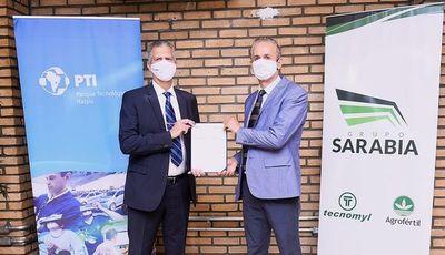 El Grupo Sarabia es aliado estratégico del Parque Tecnológico Itaipu-Brasil