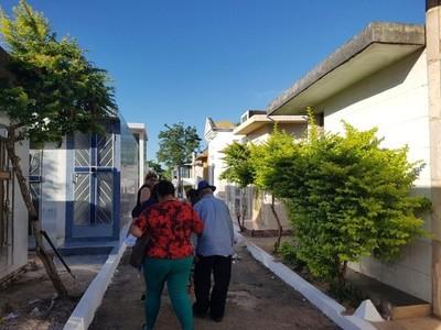 En Asunción ya no hay cupos para visitar cementerios