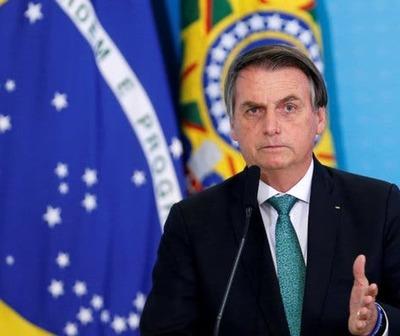 """Bolsonaro: Argentina va """"pésimamente mal"""" por culpa del """"comunismo"""""""