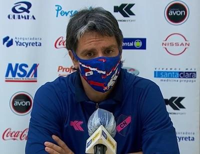 Rodrigo López ve una evolución en su equipo