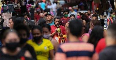 La Nación / Brasil: Desempleo récord de 14,4%