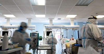 La Nación / Elevados niveles de hospitalizaciones en 14 países europeos