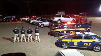Brasil refuerza seguridad en cuatro estados movilizando 20 mil policías