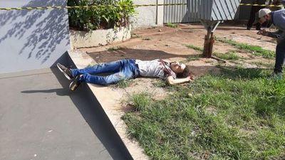 Sujeto asesinado a balazos en barrio San Antonio