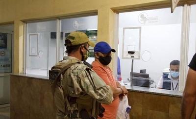 HOY / Desde el 2013 narco argentino estaba oculto en Paraguay