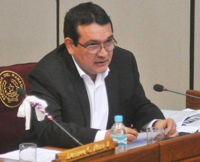 """Senador pide informe al Indert sobre tierras malhabidas:""""En este momento están en poder de unos pocos o de extranjeros"""""""