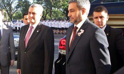 González Macchi: «debilidad del gobierno permitió incertidumbre política interna en la ANR»