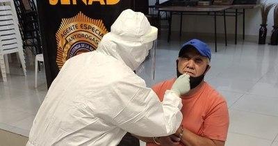 La Nación / Narco argentino estaba oculto en Paraguay desde el 2013