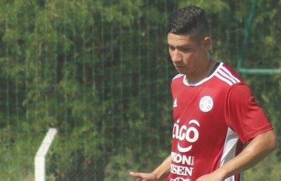 Maiz: 'Contento por llegar a Cerro, es un club muy importante'