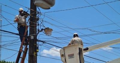 La Nación / La Ande ya instaló 3.326 nuevos transformadores