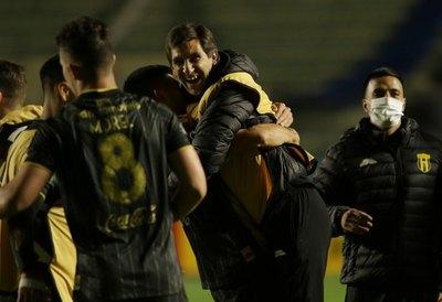 Florentín contó la exigencia que tiene por parte de Gustavo Costas