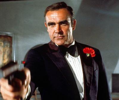 Fallece Sean Connery, el primer James Bond