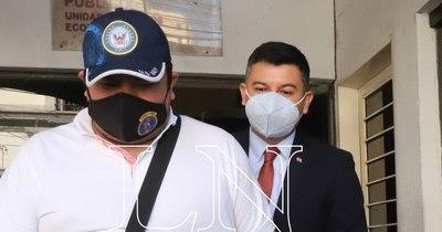 La Nación / Mario Vega a Tacumbú, decreta jueza