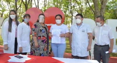 Repatriación: Funcionarios de Consejos Locales se integran al Ministerio de Salud