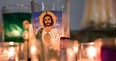 La Nación / Devoción católica: San Judas Tadeo, el abogado de los casos difíciles