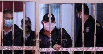 La Nación / Condenan a un hombre a 5 años y 6 meses, por robo agravado
