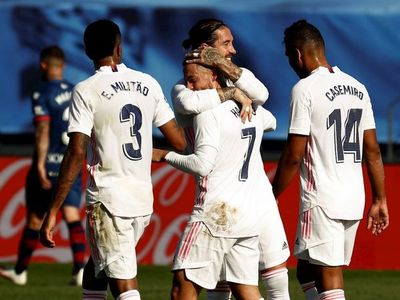 Cómodo triunfo del Real Madrid