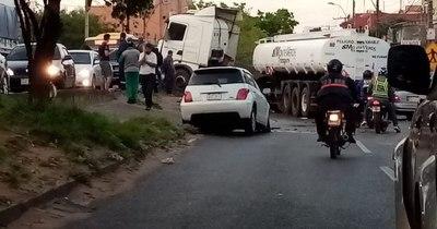 La Nación / Un conductor fallece en siniestro vial en las inmediaciones de 4 Mojones