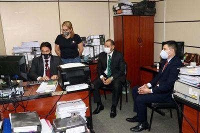Ordenan prisión preventiva de extitular del Indert